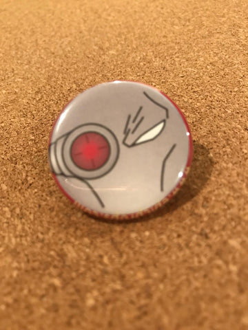 DC Deadshot Pin Back Button