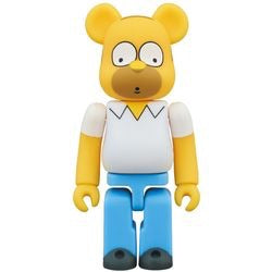 Bearbrick The Simpson's - Homer Simpson 100% Figure