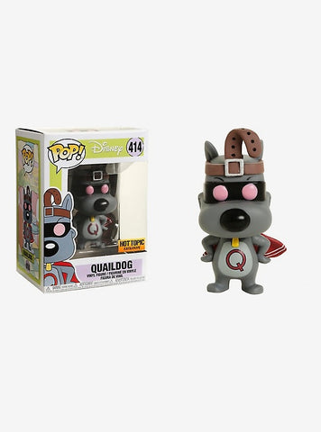 Funko Pop Disney Doug - Quaildog