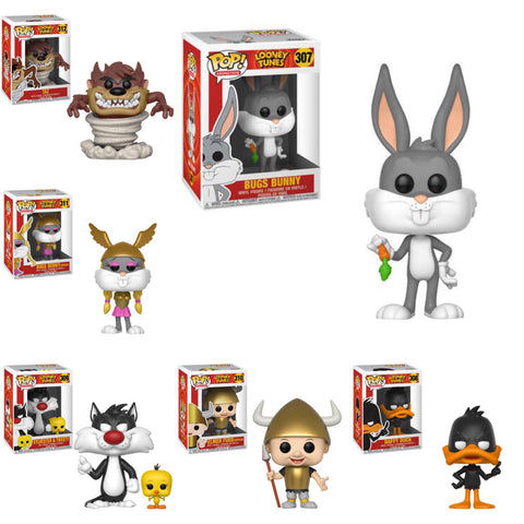 Funko Pop Animation Looney Tunes Set of 6