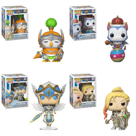 Funko Pop Games Summoners War Set of 4