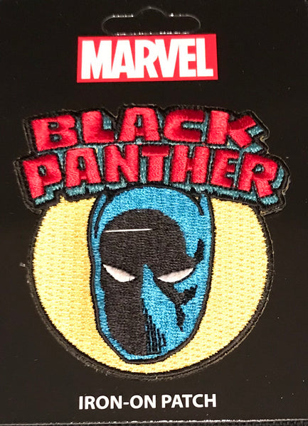Loungefly Marvel Black Panther Iron-On Patch