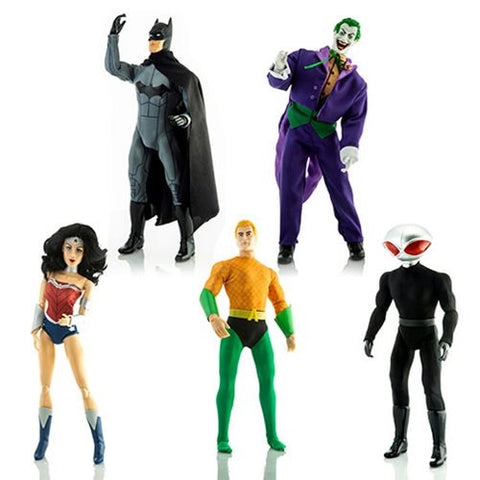 DC Comics Mego Retro Action Figure