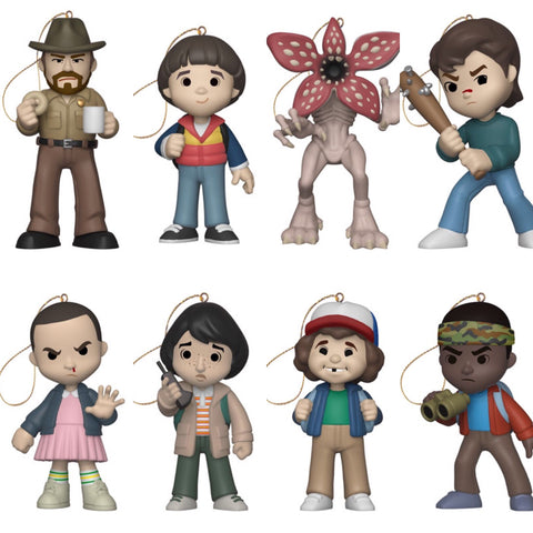 Funko Ornaments Stranger Things