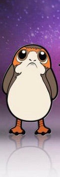 Star Wars Porg Pin