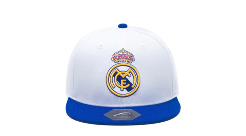 Real Madrid Team Snapback Hat – Nerdy Collectibles 565066ee563