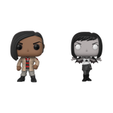 Funko Pop Movies Scott Pilgrim vs. The World - Matthew Patel and Demon Chick 2-Pack