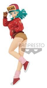 Dragon Ball Glitter and Glamour Bulma II Figure