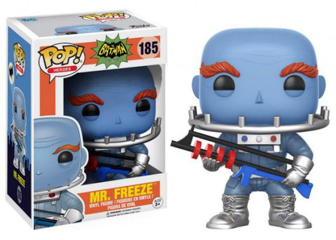 Funko Pop DC Mr. Freeze (Classic 1966 TV)
