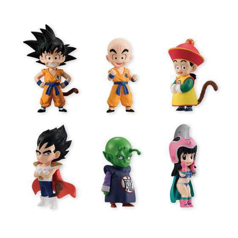 Bandai Japan Dragon Ball Z Adverge EX Dragon Children Vol. 1 Mini Figure - Blind Box