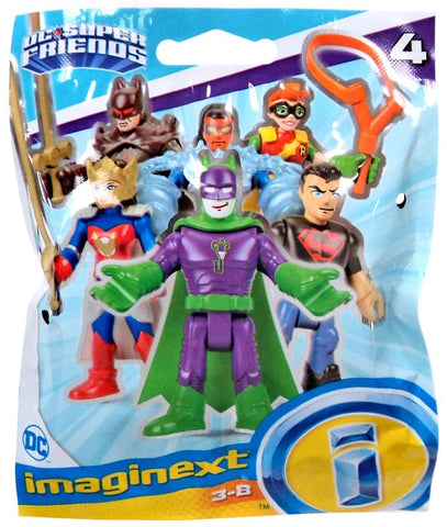 DC Super Friends Imaginext Series 4 Figure - Foil Blind Bag