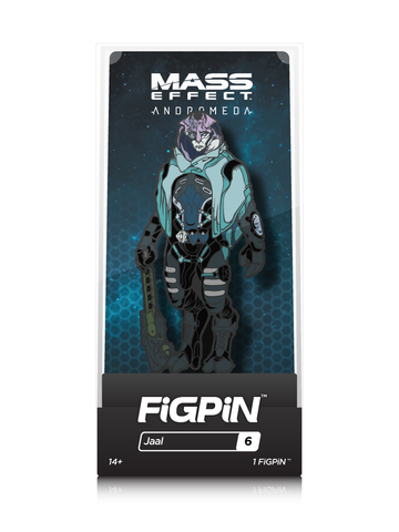 FiGPiN Mass Effect Andromeda Jaal
