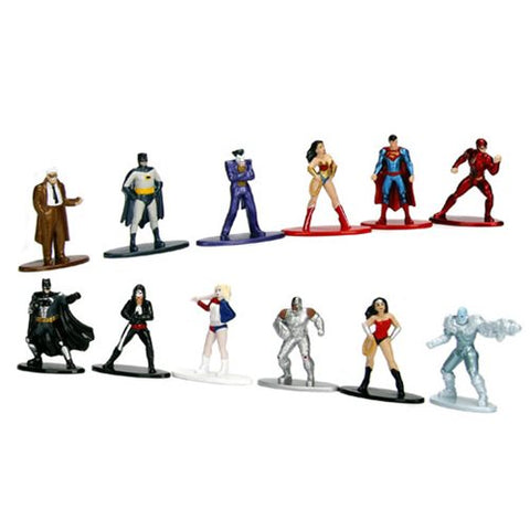 Jada Toys DC Comics Nano Metalfigs Superman New 52 Figure