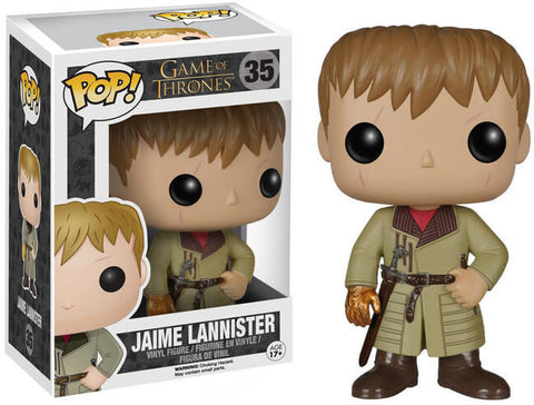 Funko Pop Television Game of Thrones - Jaime Lannister (Gold Hand)