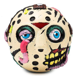 Kidrobot Madballs Horrorballs Foam Series - Friday the 13th Jason Voorhees