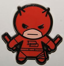 Disney Trading Pins Kawaii Daredevil