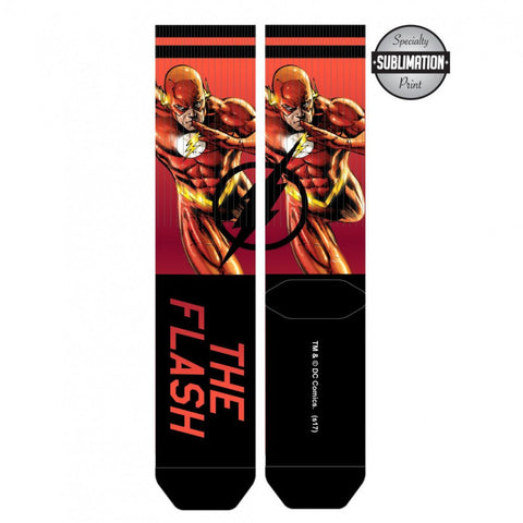DC The Flash Sublimated Socks