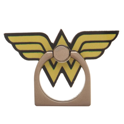 DC Comics Wonder Woman Logo Phone Ring