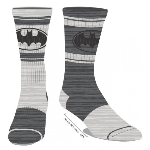 DC Comics Batman Flipped Colored Socks