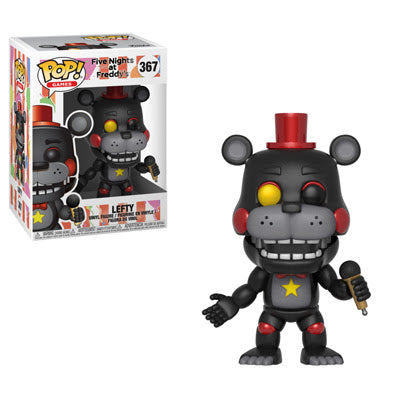 Funko Pop Games Five Night's at Freddy's 6 Pizza Sim - Lefty