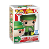 Funko Pop Ad Icons Lucky Charms - Lucky the Leprechaun (Glow in the Dark)