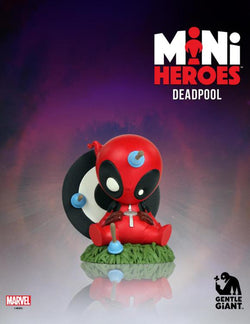 Gentle Giant Marvel Mini Heroes Deadpool