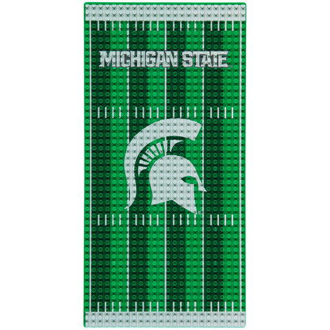 NCAA Michigan St. Spartans Display Plate