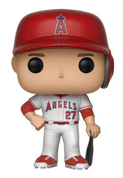 Funko Pop MLB Los Angeles Angels of Anaheim Mike Trout