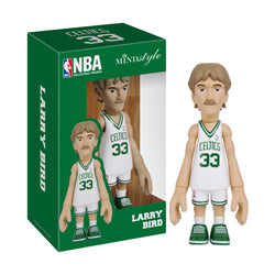 COOLRAIN MINDstyle NBA Legends Boston Celtics Larry Bird Figure