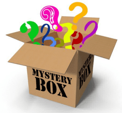 Mystery Mystery Box - Blind Bags and Blind Boxes