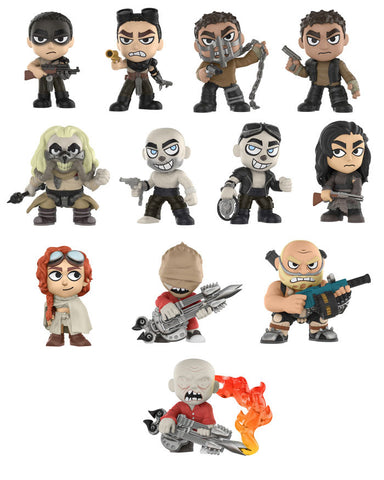 Funko Movies Mad Max Fury Road Mystery Minis Case