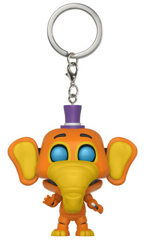 Funko Pop Keychains Five Nights at Freddy's Pizza Sim - Orville Elephant
