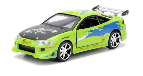 Fast and Furious Brian's Mitsubishi Eclipse Car