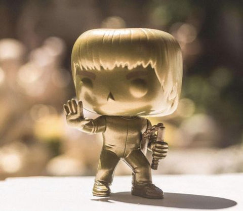 Funko Pop Movies Bruce Lee Limited Edition Infinite Optimism Gold