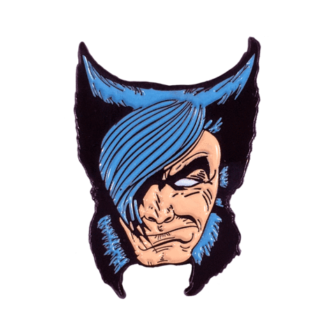 80's X-Men Wolverine Pin