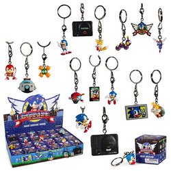 Kidrobot Sonic the Hedgehog Mini Figure Keychain - Blind Box