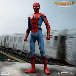 Mezco Toyz One:12 Collective Homecoming Spider-Man