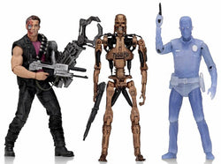 "NECA Terminator 2 7"" Scale Action Figure - Kenner Tribute Set"
