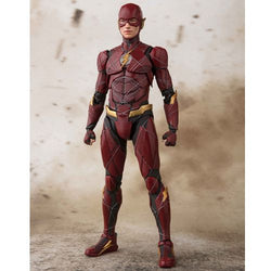Bandai Tamashii Nations DC Justice League The Flash SH Figuarts Figure