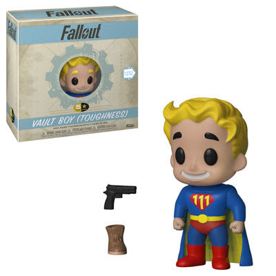 Funko 5 Star Fallout Series 2 - Vault Boy (Toughness)