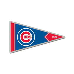 MLB Chicago Cubs Pennant Pin