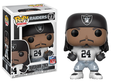Funko NFL Wave 4 Marshawn Lynch (Raiders Away)