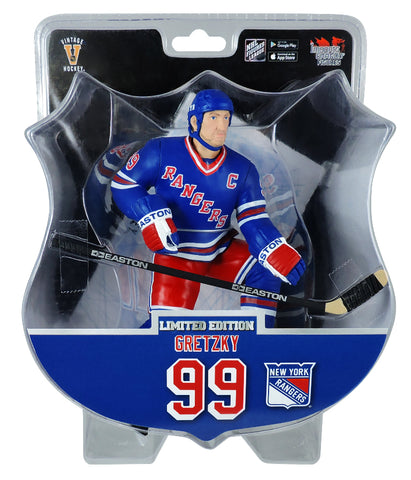 Imports Dragon Legends New York Rangers Wayne Gretzky 2017-2018 Figure