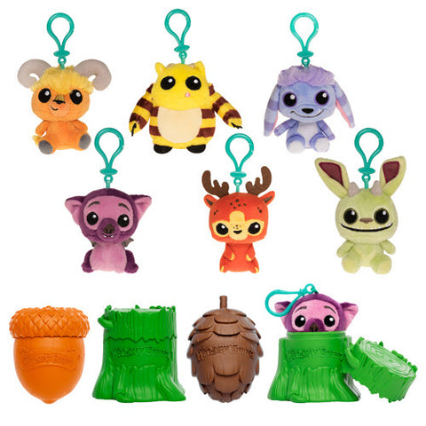 Funko Wetmore Forest Monsters Plush Keychain - Blind Bag