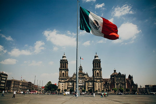 Mexico City Part I