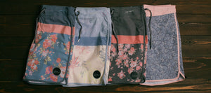 7 Men's Boardshorts Designs for the Summer
