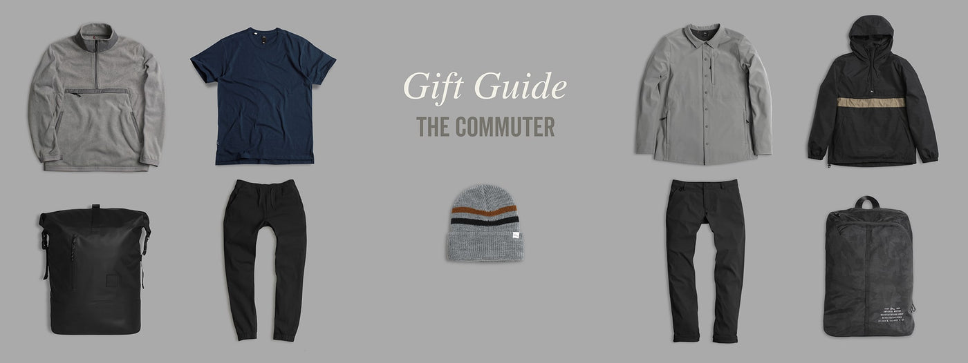 Gift Guide: The Commuter