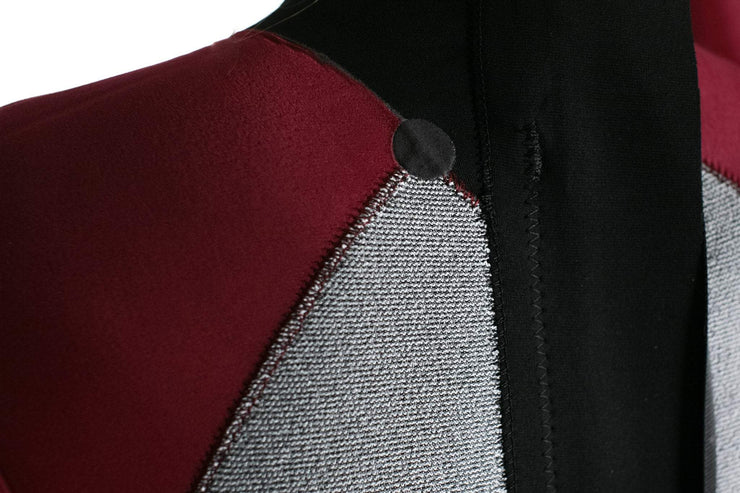 Luxxe Deluxe Back Zip 4/3 Wine