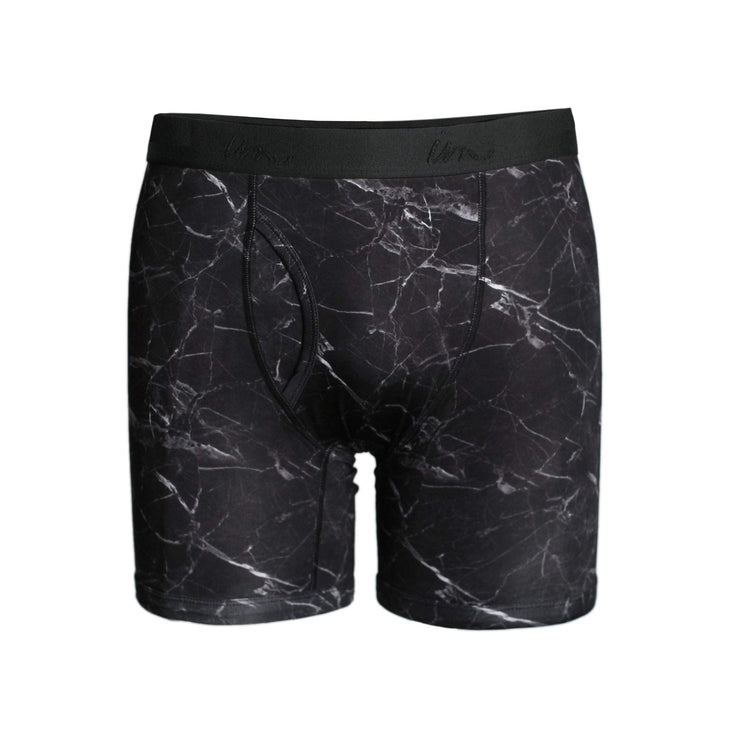 Active Boxer Brief Black Marble