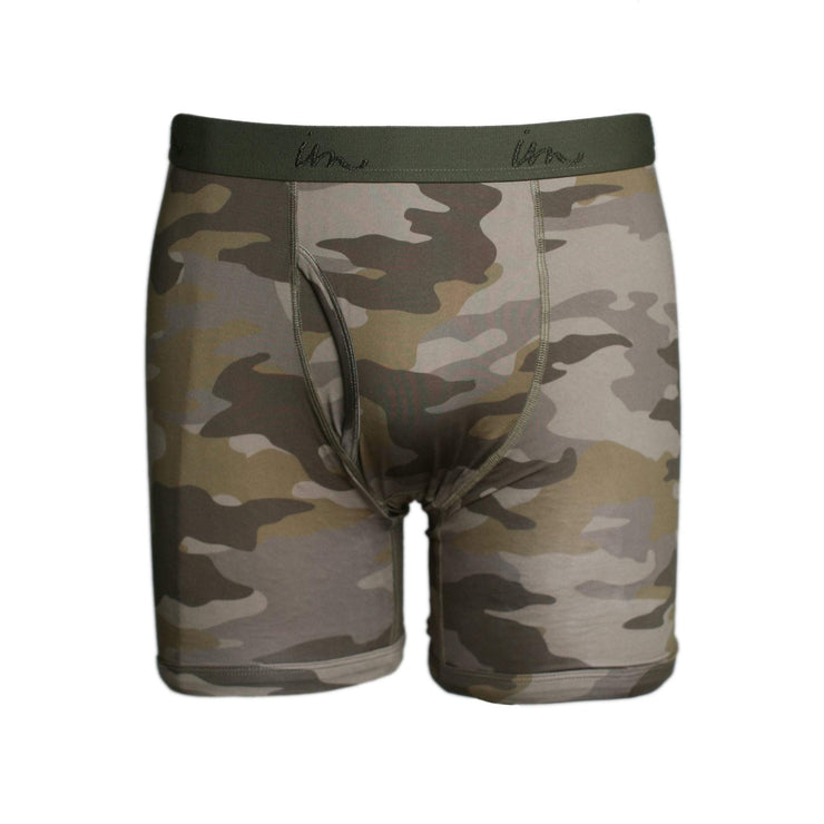 Active Boxer Brief Camoflage